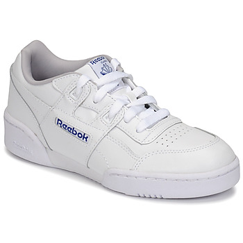 Sko Børn Lave sneakers Reebok Classic WORKOUT PLUS Hvid