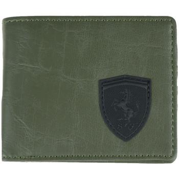 Tasker Herre Tegnebøger Puma Sf Ls M Wallet Grøn