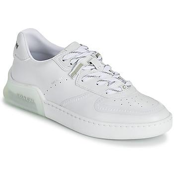Sko Dame Lave sneakers Coach CITYSOLE Hvid