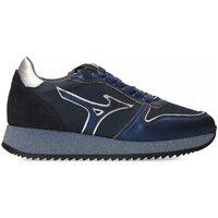 Sko Dame Lave sneakers Mizuno D1GE181527 ETAMIN 2 Blå