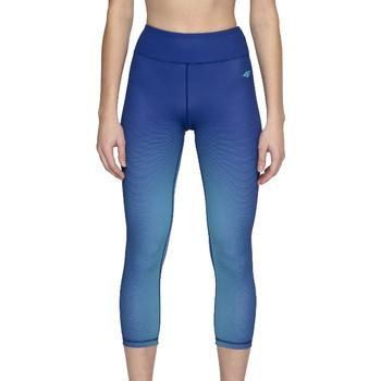 textil Dame Leggings 4F Women's Functional Trousers H4L20-SPDF008-91A