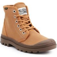 Sko Herre Høje sneakers Palladium Pampa HI Originale 75349-230-M brown