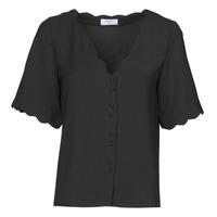 textil Dame Toppe / Bluser Betty London NOISIE Sort
