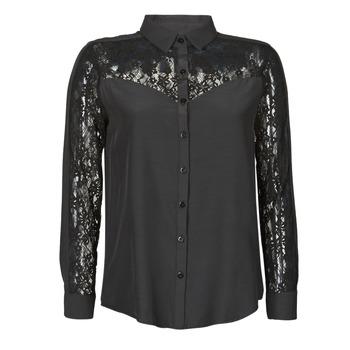 textil Dame Skjorter / Skjortebluser Moony Mood NEXXI Sort