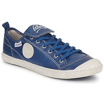 Sko Dame Lave sneakers Pataugas BROOKS Blå