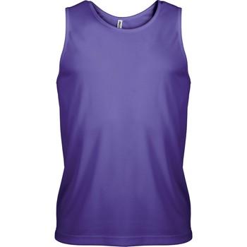 textil Herre Toppe / T-shirts uden ærmer Proact Débardeur  Sport violet