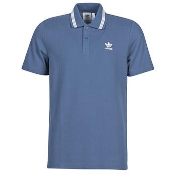 textil Herre Polo-t-shirts m. korte ærmer adidas Originals PIQUE POLO Blå