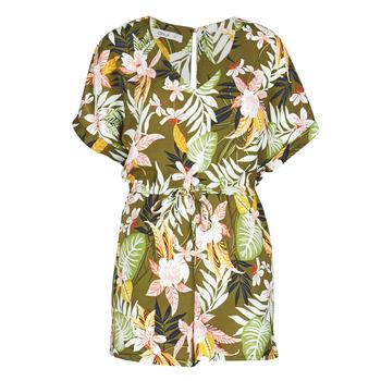 textil Dame Korte kjoler Only ONLLIZBETH Kaki