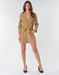 textil Dame Buksedragter / Overalls Only ONLBREEZE Kaki