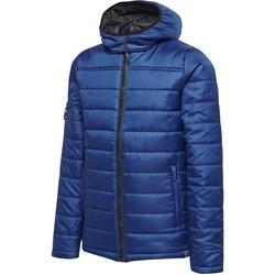textil Børn Dynejakker Hummel Parka enfant   North Quilted bleu foncé