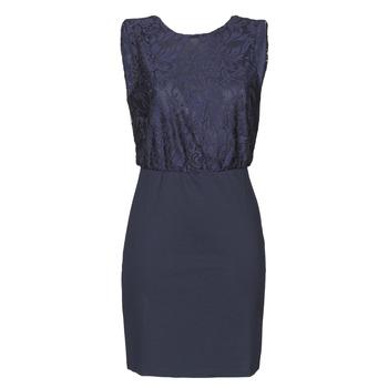 textil Dame Korte kjoler Vero Moda VMLILLIE Marineblå