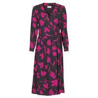 textil Dame Lange kjoler Betty London NOLIE Sort / Pink