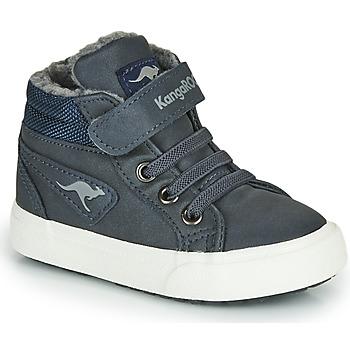 Sko Dreng Høje sneakers Kangaroos KAVU I Blå