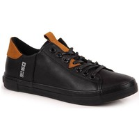 Sko Herre Lave sneakers Big Star INT1384B Sort