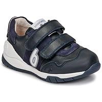 Sko Børn Lave sneakers Biomecanics DEPORTIVO BASICO Marineblå