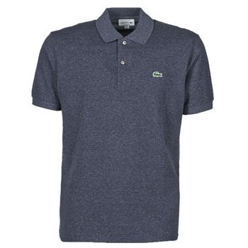textil Herre Polo-t-shirts m. korte ærmer Lacoste POLO L12 12 CLASSIQUE Blå