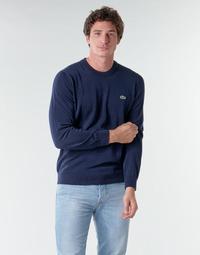 textil Herre Pullovere Lacoste AH1985 Marineblå