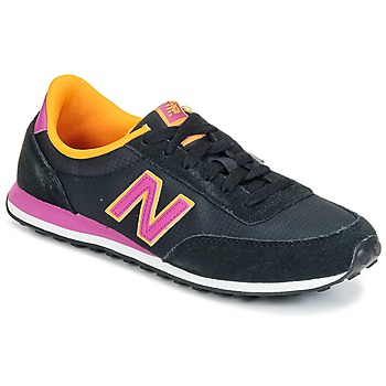 Sko Dame Lave sneakers New Balance WL410 Sort