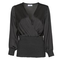textil Dame Toppe / Bluser Betty London NAUSSE Sort