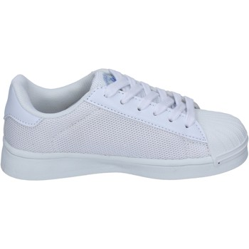 Sko Dreng Sneakers Beverly Hills Polo Club sneakers tessuto Bianco