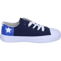 Sko Dreng Sneakers Beverly Hills Polo Club sneakers tela Blu