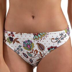 textil Dame Todelt badedragt LPB Woman 0011BAS / COOL Hvid
