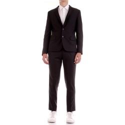 textil Herre Jakkesæt John Richmond RMP20212CO Nero
