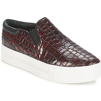 Sko Dame Slip-on Ash KARMA Bordeaux