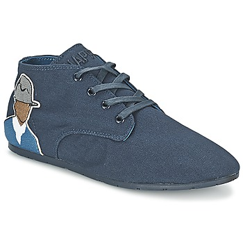 Sko Dame Lave sneakers Eleven Paris BASTEE Marineblå