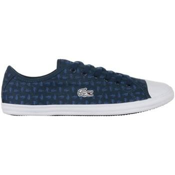 Sko Dame Lave sneakers Lacoste Ziane Sneaker 116 2 Spw Hvid,Flåde