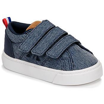 Sko Børn Lave sneakers Le Coq Sportif VERDON CLASSIC Blå