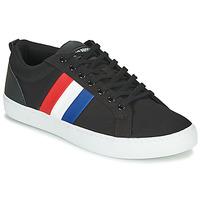 Sko Herre Lave sneakers Le Coq Sportif VERDON CLASSIC FLAG Sort
