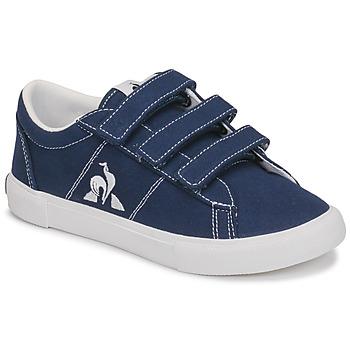 Sko Børn Lave sneakers Le Coq Sportif VERDON PLUS PS Blå