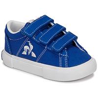 Sko Børn Lave sneakers Le Coq Sportif VERDON PLUS Blå