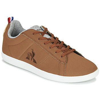 Sko Lave sneakers Le Coq Sportif COURTCLASSIC GS Brun