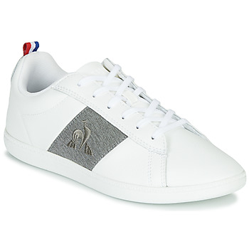 Sko Lave sneakers Le Coq Sportif COURTCLASSIC GS Hvid
