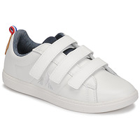Sko Børn Lave sneakers Le Coq Sportif COURTCLASSIC PS Hvid