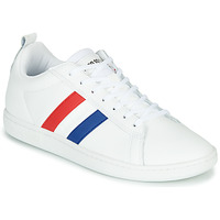 Sko Lave sneakers Le Coq Sportif COURTCLASSIC FLAG Hvid