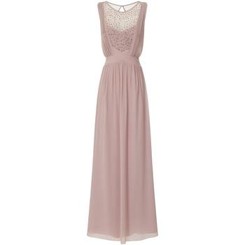 textil Dame Lange kjoler Little Mistress  Mink