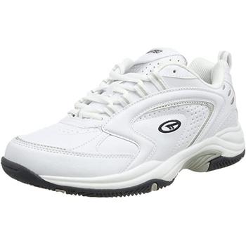 Sko Herre Lave sneakers Hi-Tec  White/Navy