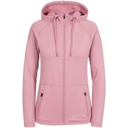 textil Dame Sweatshirts Trespass Dacre Lilac Haze