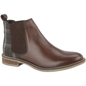 Sko Dame Høje støvletter Cipriata  Dark Brown