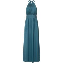 textil Dame Lange kjoler Little Mistress  Petrol