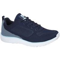 Sko Dame Lave sneakers Dek  Navy/Sky Blue