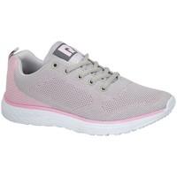 Sko Dame Lave sneakers Dek  Grey/Pale Pink