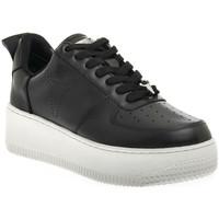 Sko Dame Lave sneakers Windsor Smith RACERR BLACK Nero