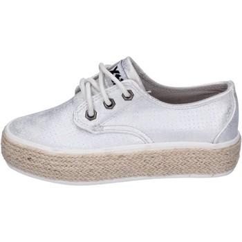 Sko Pige Lave sneakers Xti BM817 Sølv