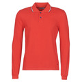 Polo-t-shirts m. lange ærmer Casual Attitude  NILE