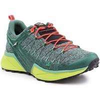 Sko Dame Vandresko Salewa Trekking shoes  Ws Dropline 61369-5585 green
