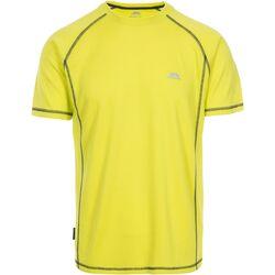 textil Herre T-shirts m. korte ærmer Trespass Albert Limeade